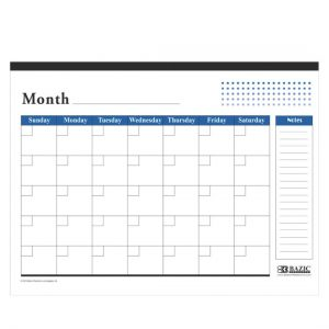 Food & Supply Source S&S Worldwide Desk Calendar